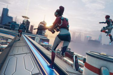 Hyper Scape, el battle royale de Ubisoft llegará el próximo 11 de agosto