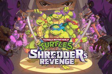 Anuncian Teenage Mutant Ninja Turtles: Shredder's Revenge para Nintendo Switch