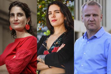 Fact Checking Político XII: Los plasmas de la ministra Zaldívar, Kast y el acuerdo económico y las ganancias de los empresarios según Camila Vallejo