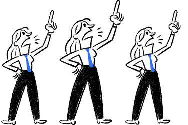 Las mujeres necesitan liderazgos masculinos para triunfar