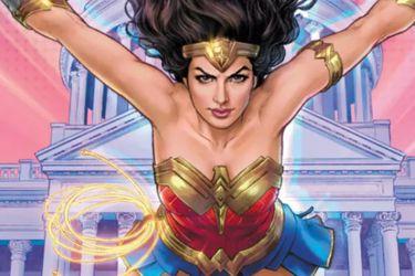 Wonder Woman 1984 tendrá un cómic complementario