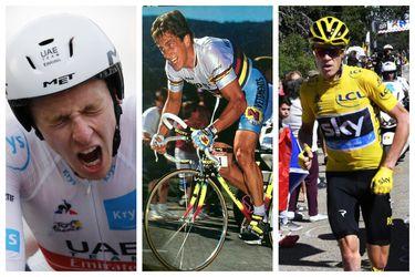 Líderes que se durmieron y momentos históricos del Tour de Francia