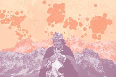 """Comunidad mapuche y Covid-19: """"Esta pandemia ha servido para darnos cuenta de lo importante que es cultivar los propios alimentos"""""""