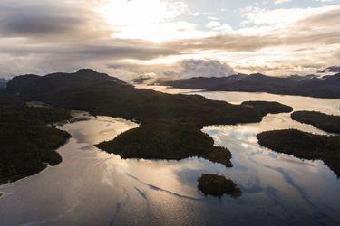 El mar de la Patagonia chilena como refugio climático