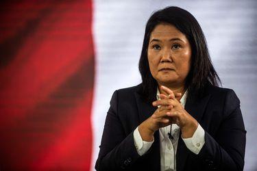 """Keiko Fujimori insiste en la tesis del fraude: """"Perú es un nuevo epicentro de confrontación entre el comunismo y una economía libre"""""""