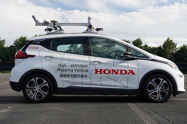 Honda comenzó pruebas para proyecto con vehículos autónomos