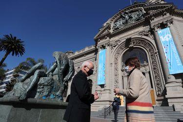 Museo Nacional de Bellas Artes inicia su reapertura después de siete meses