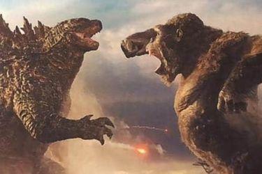 Un empaque habría revelado el primer vistazo a la batalla titular de Godzilla vs. Kong