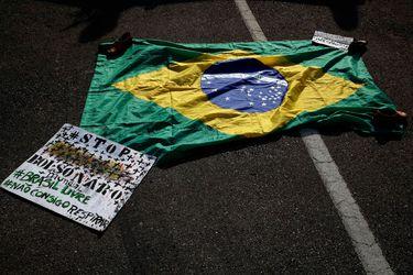 Sao Paulo reabre locales de comida y bares luego de 100 días con confinamiento parcial