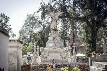 El patrimonio oculto del Cementerio General