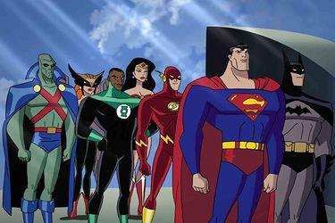 Las aventuras de Justice League Unlimited volverán con un nuevo cómic en mayo