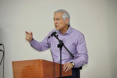 """Heraldo Muñoz emplaza al gobierno: """"Criminalizar las manifestaciones no es aceptable"""""""