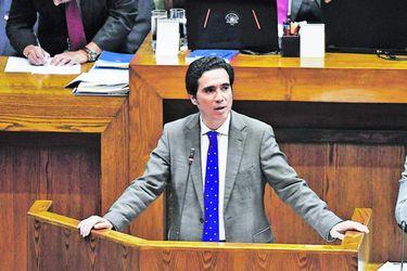 Interpelación Ministro Hacienda