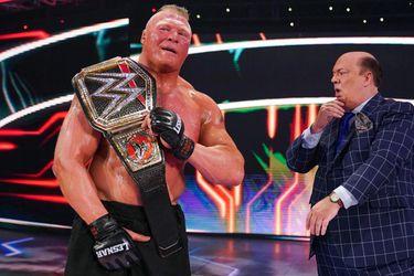 La WWE tendría dos opciones para determinar al rival de Brock Lesnar en Wrestlemania 36