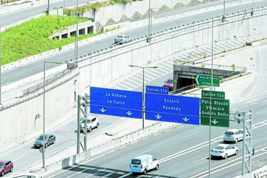 Autopista Costanera tag
