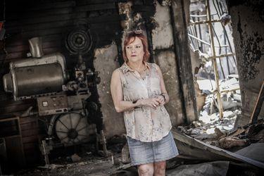 """Roser Fort, directora de Centro Arte Alameda: """"En el informe de Bomberos no se descarta la utilización de bombas lacrimógenas en el incendio"""""""