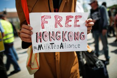 """Hong Kong: Bajo el riesgo del fin de """"un país, dos sistemas"""""""