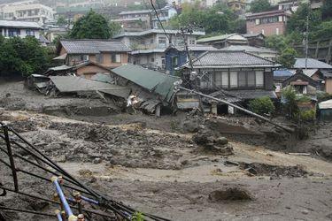 Lluvias torrenciales, inundaciones y aluviones provocan decenas de muertes y desapariciones en Japón