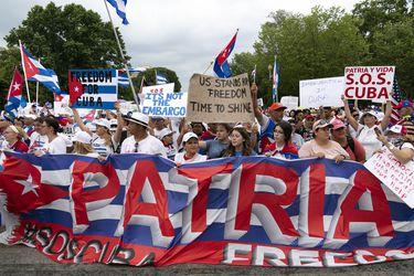 """Gobierno cubano rechaza marcha convocada por opositores y la declara """"ilícita"""""""