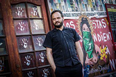 Juan Cárdenas. Foto: Patricio Fuentes