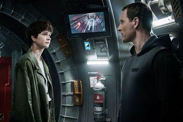 Fox evaluaría las planeadas secuelas de Alien: Covenant