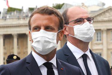 Macron anuncia que a partir del 1 de agosto la mascarilla será obligatoria en lugares públicos cerrados en Francia