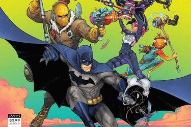 DC y Epic Games anuncian un nuevo crossover entre Batman y Fortnite