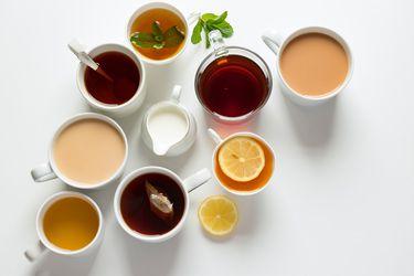 Los mejores tés para el fin del invierno