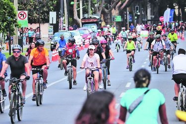 Regreso progresivo de CicloRecreoVía: el domingo se cierran 5,5 km de calles