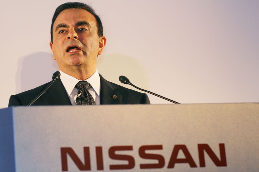 Ghosn ex ceo