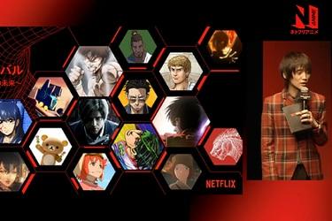 Netflix da a conocer algunos de los anime que llegarán a la plataforma en 2021