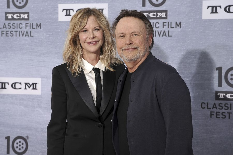 Meg Ryan,Billy Crystal