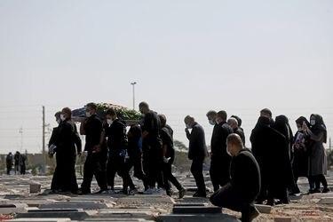 Covid-19 en Irán: Un muerto cada cuatro minutos