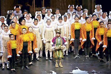 Cenicienta, una ópera para niños desde Panguipulli