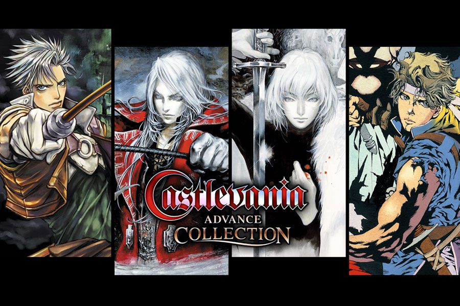 As Leaked, the Castlevania Advance Collection is Real and Available Now