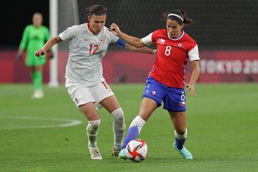 Chile anota su primer gol en los JJ.OO, pero cae ante Canadá y complica sus opciones de pasar de ronda