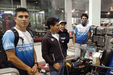 La travesía del equipo de ciclismo que hizo cuarentena en Puerto Montt