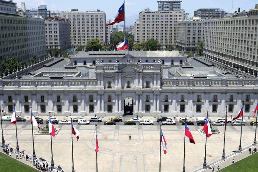 Comite Politico en La Moneda 12-12-2016