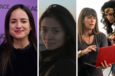 Mujeres y cine: las alentadoras cifras que dejó el año de la pandemia en Chile y el mundo