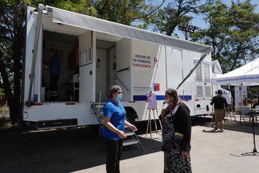 Nuevo mamógrafo móvil implementado en la comuna de Maipú beneficiará a 5 mil mujeres al año